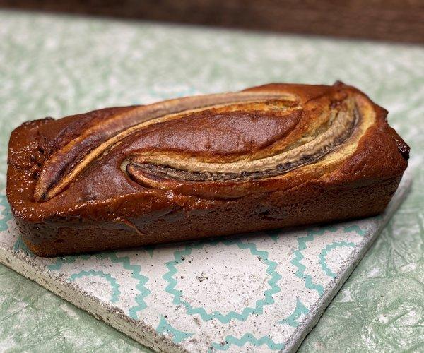recette loïc pain aux bananes