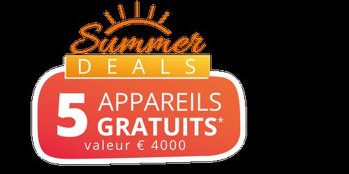 Summer Deals chez Dovy