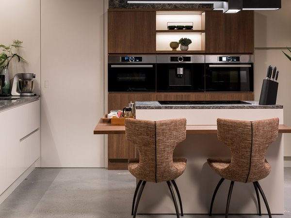Keuken van Steven in televisieprogramma Thuis