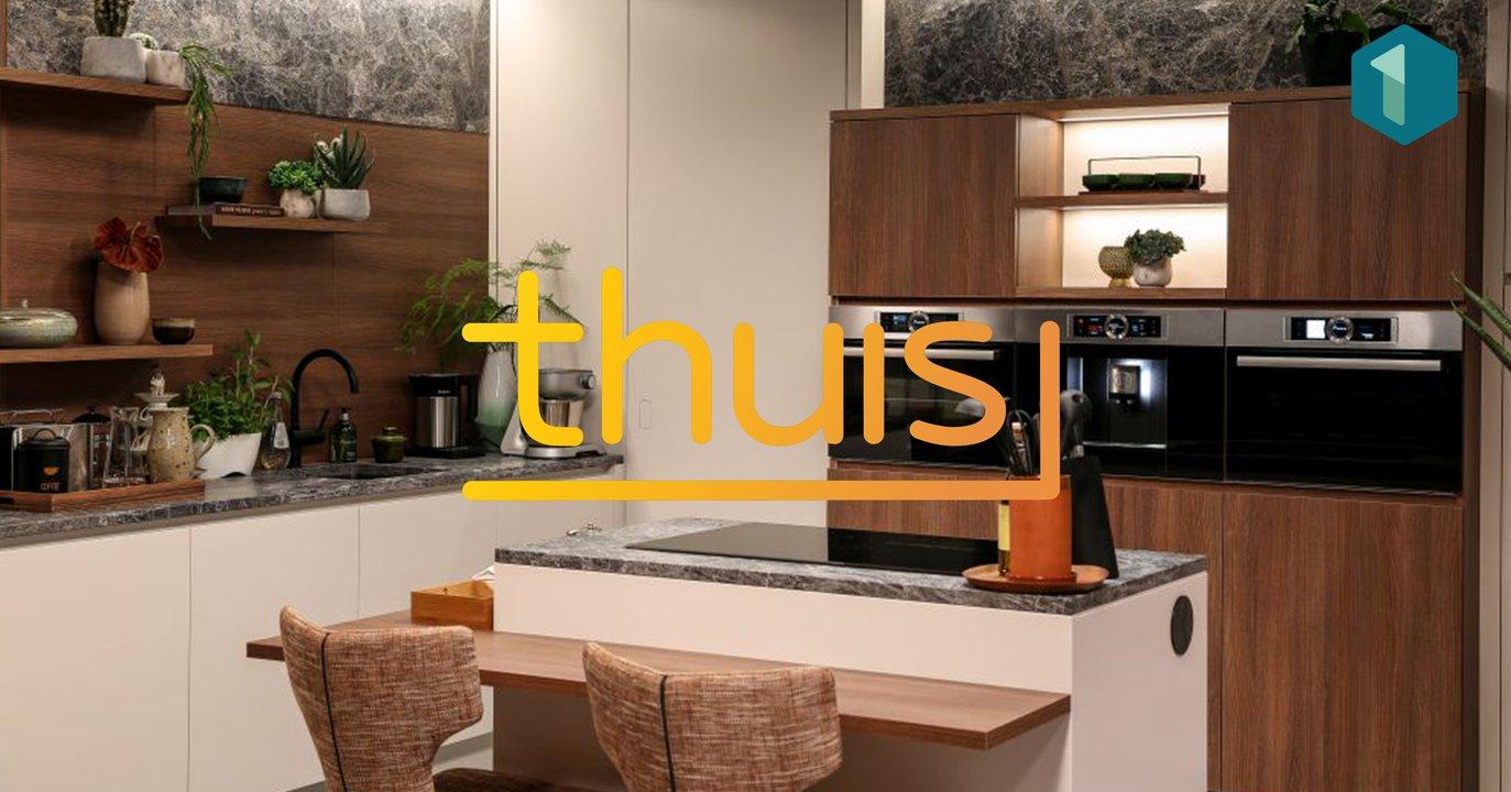 Thuis Keuken Van Tom En Karen Dovy Keukens
