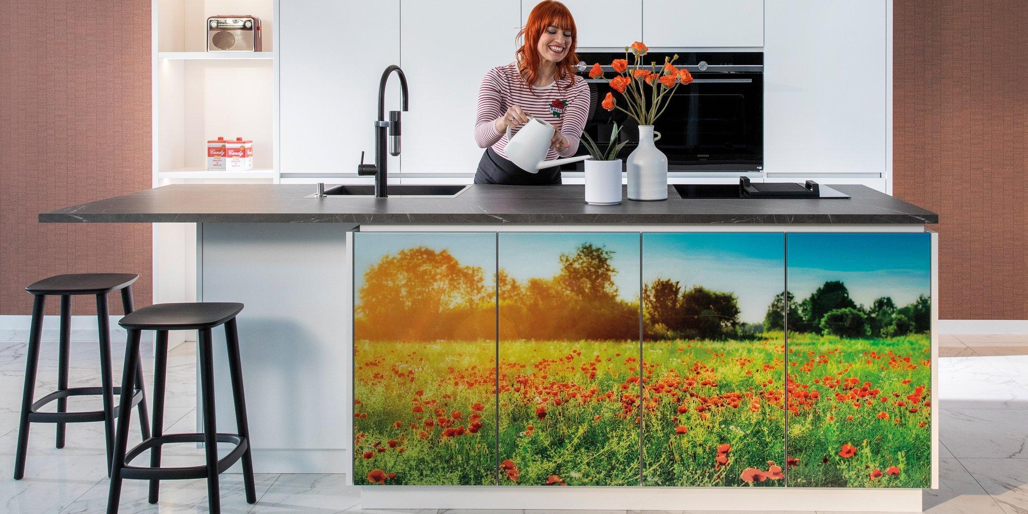 Personaliseer je keuken met je favoriete foto
