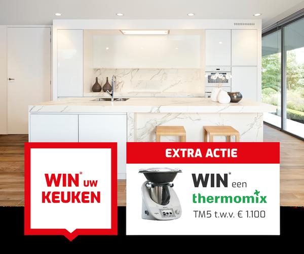 Win een Thermomix bij Dovy Keukens