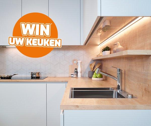 win uw keuken