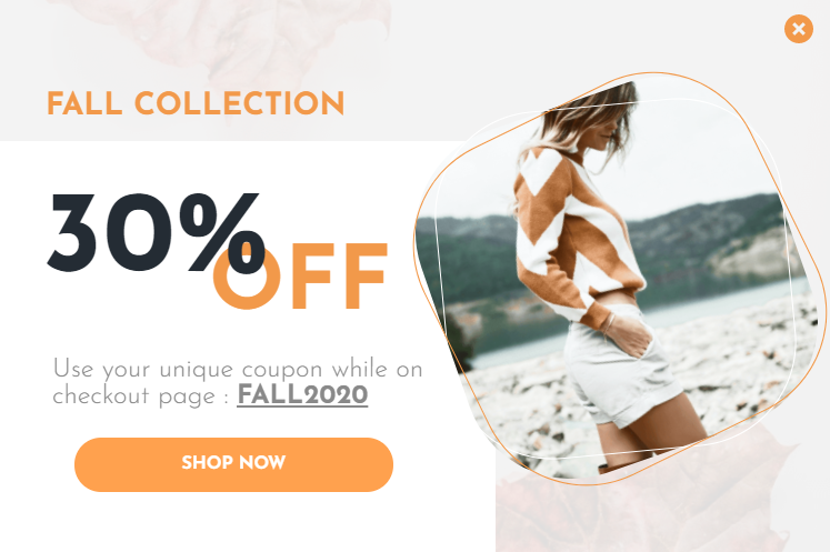 Fashion Sale Fall Collection