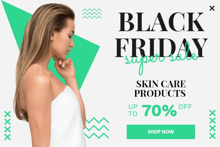 Black Friday Skin Care