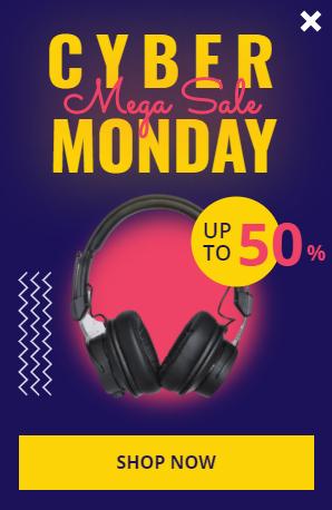 Cyber Monday Mega Sale 3