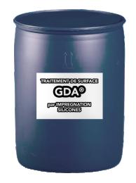 TRAITEMENT DE SURFACE GDA® PAR IMPRÉGNATION SILICONES
