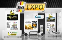 Mécatech présent au salon virtuel Pièces Auto Expo