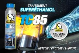 Nuovo prodotto - Trattamento Superetanolo TC85