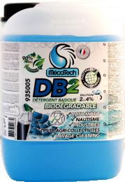DB2 Détergent basique biodégradable