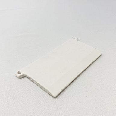 Beschwerungsplatte 89 mm für Verbindungskette