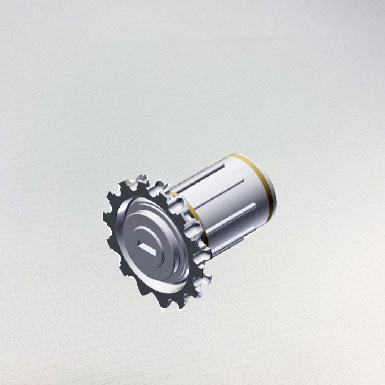 Kugelkettengetriebe 20 mm