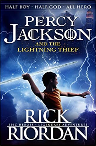 Fun reading lessons using the book 'Percy Jackson and the Lightning Thief' by Rick Riordan for year 5 and 6 students.
