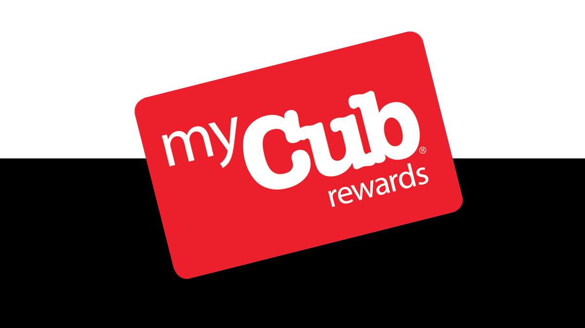 My Cub Rewards Members save!