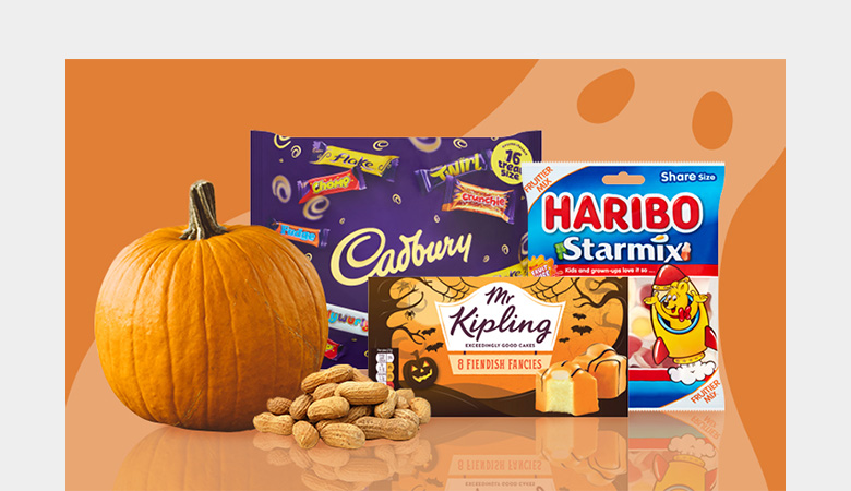 Everything you need for your Halloween celebrations!