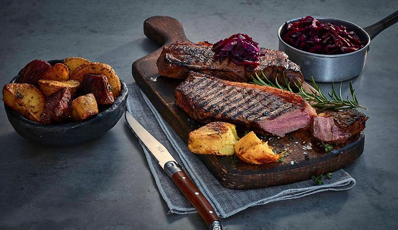 Award Winning Steak