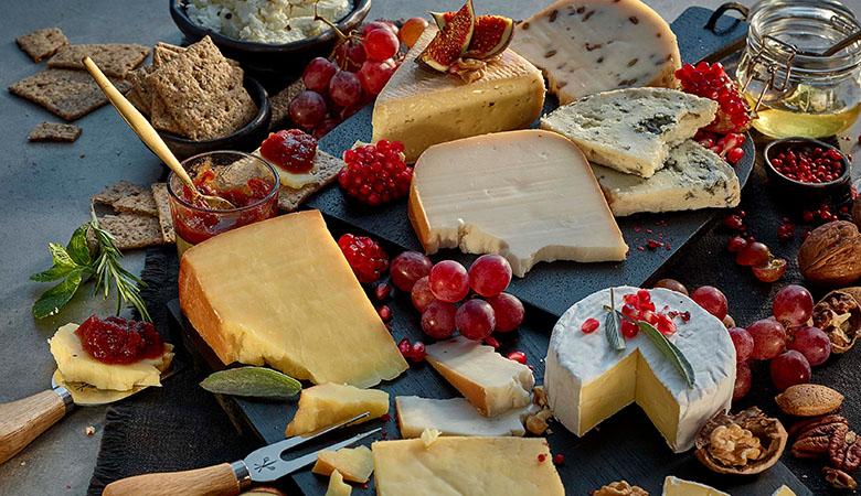 Aged, Artisan & Award Winning Cheese