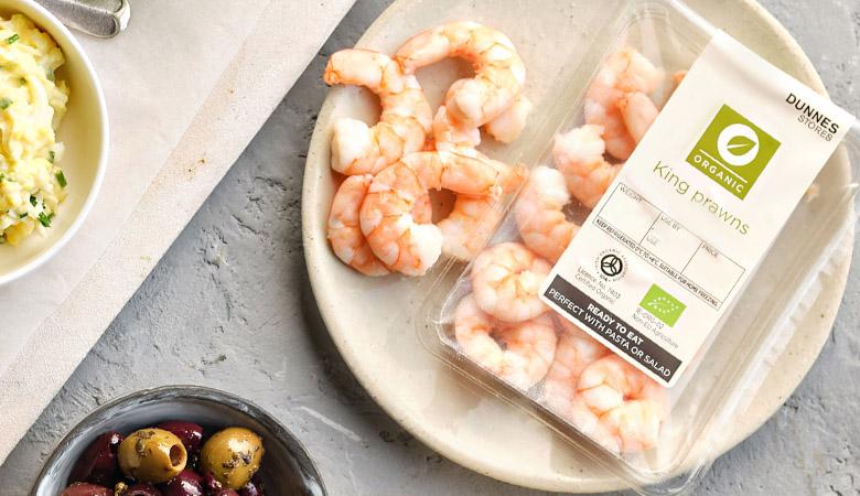 Organic Fish & Seafood