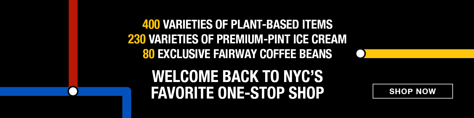 Welcome Back NYC