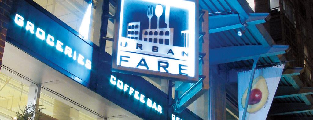 Urban Fare Yaletown
