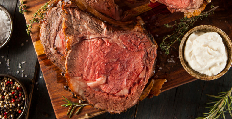 Daily Feature - Prime Rib