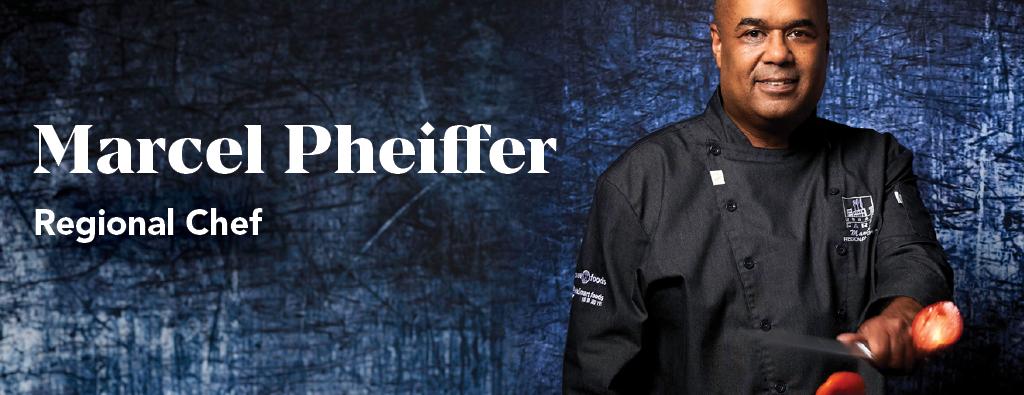 Meet Chef Marcel