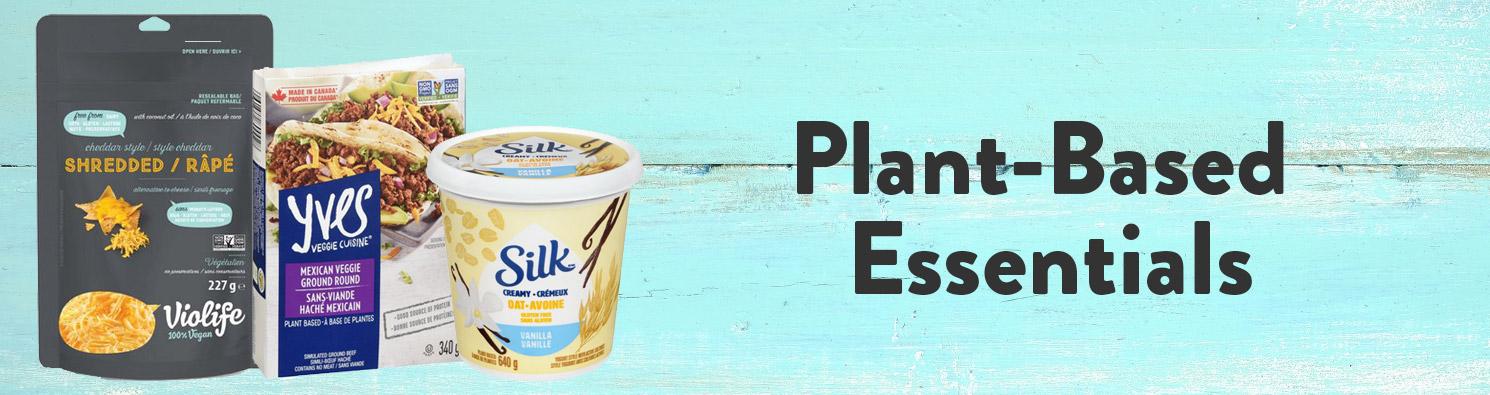 plant based essentials