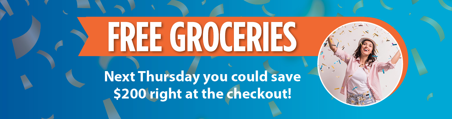 Next Thursdays you could save $200 right at the checkout