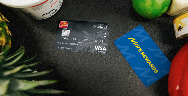 Earn 2x points when you pay with any CIBC credit or debit card