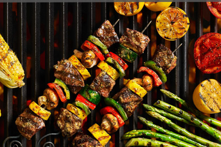Balsamic Beef Shish Kabobs Recipe