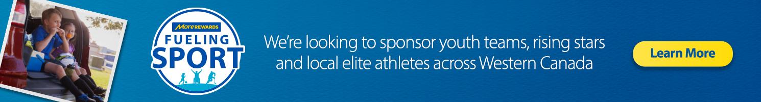 Fueling Sport - Apply for sponsorship