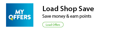 My Offers - Load Shop Save