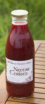 Nectar de cerises