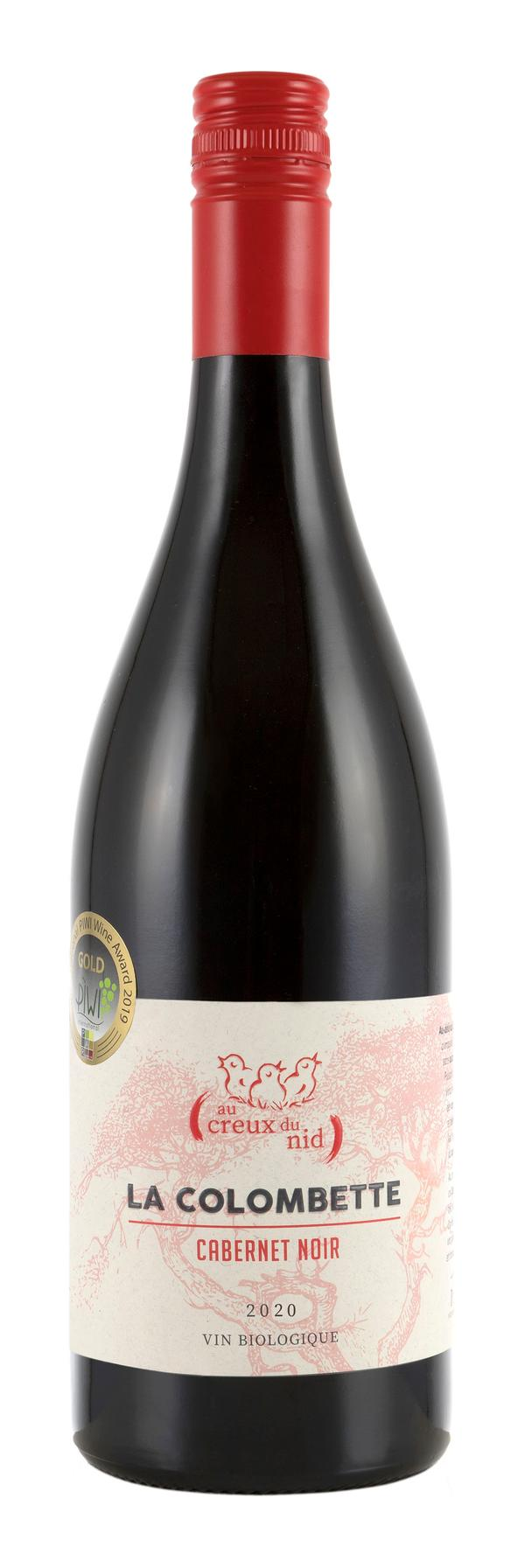 Vin rouge Super BIO - Au creux du Nid