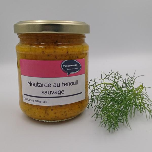 Moutarde au fenouil sauvage