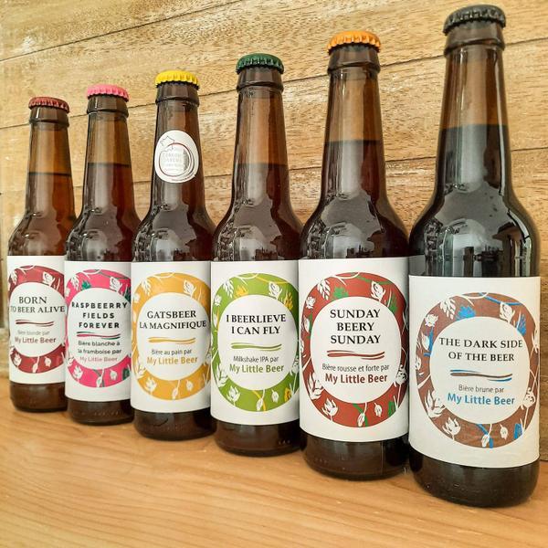 My Little Beer - Bières artisanales de Gironde