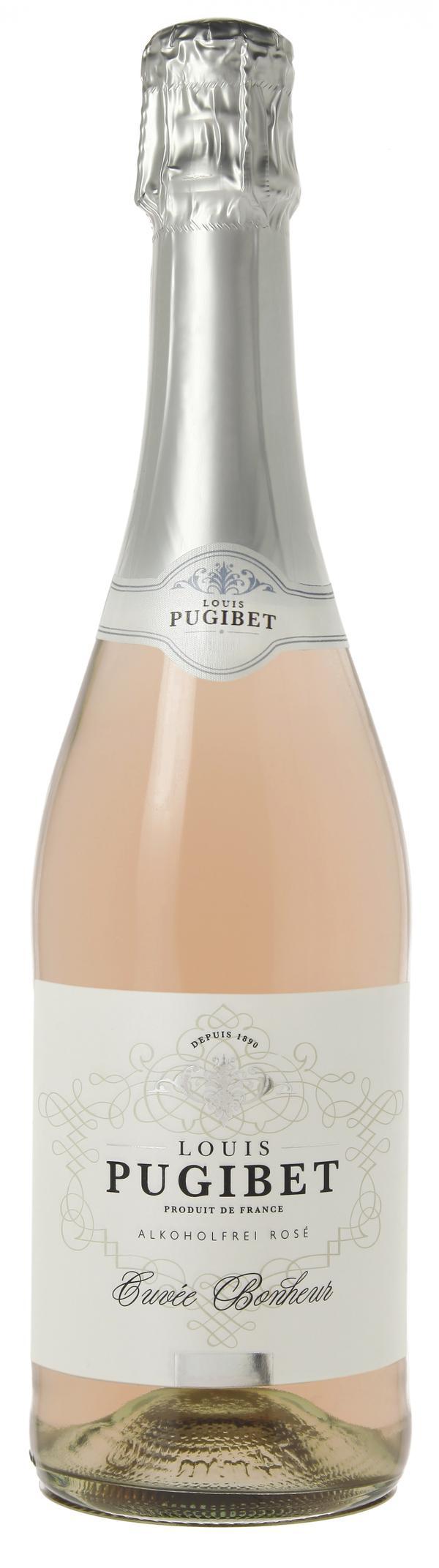 Rosé 0% Louis Pugibet