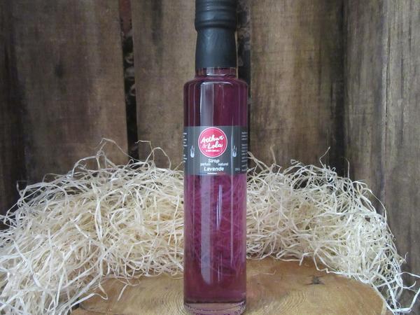 Sirop parfum naturel Lavande