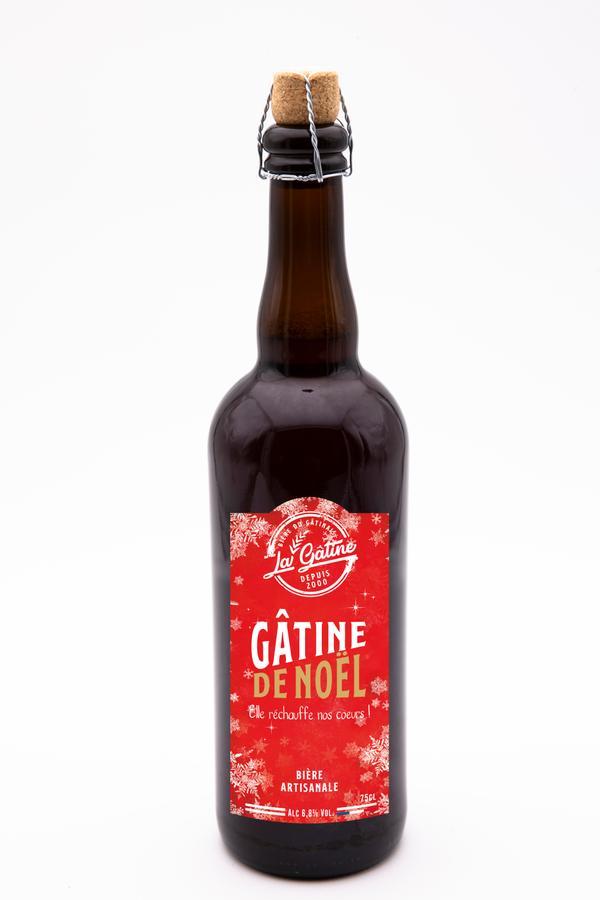 Bière La Gâtine Noël 75 cl