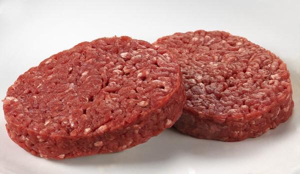 steak hache de boeuf