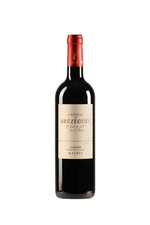 Château Le Brézéguet 2018 vin rouge AOP Cahors 75 cl