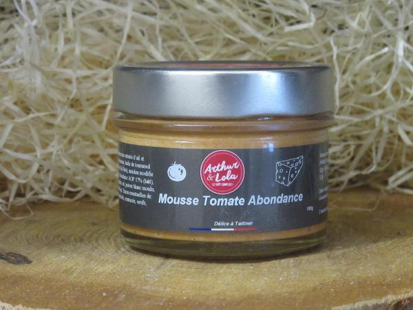 Mousse Tomate Abondance