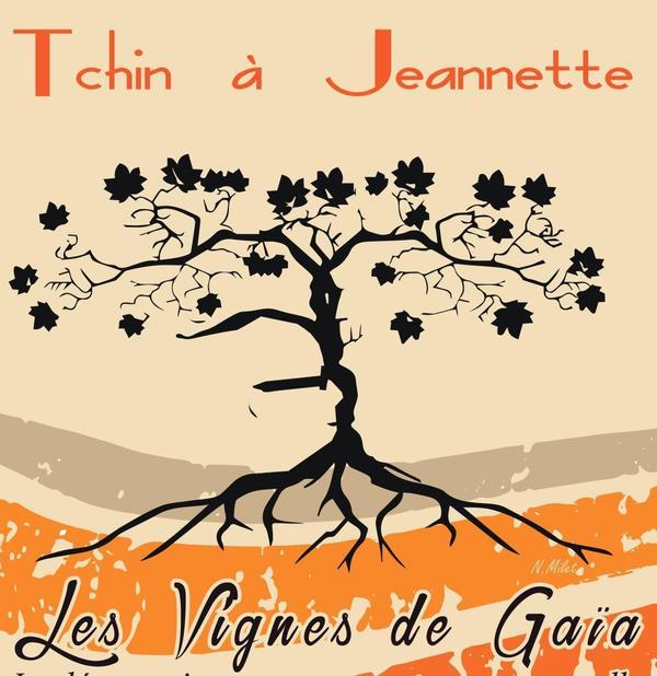 vin rosé : Tchin à Jeannette