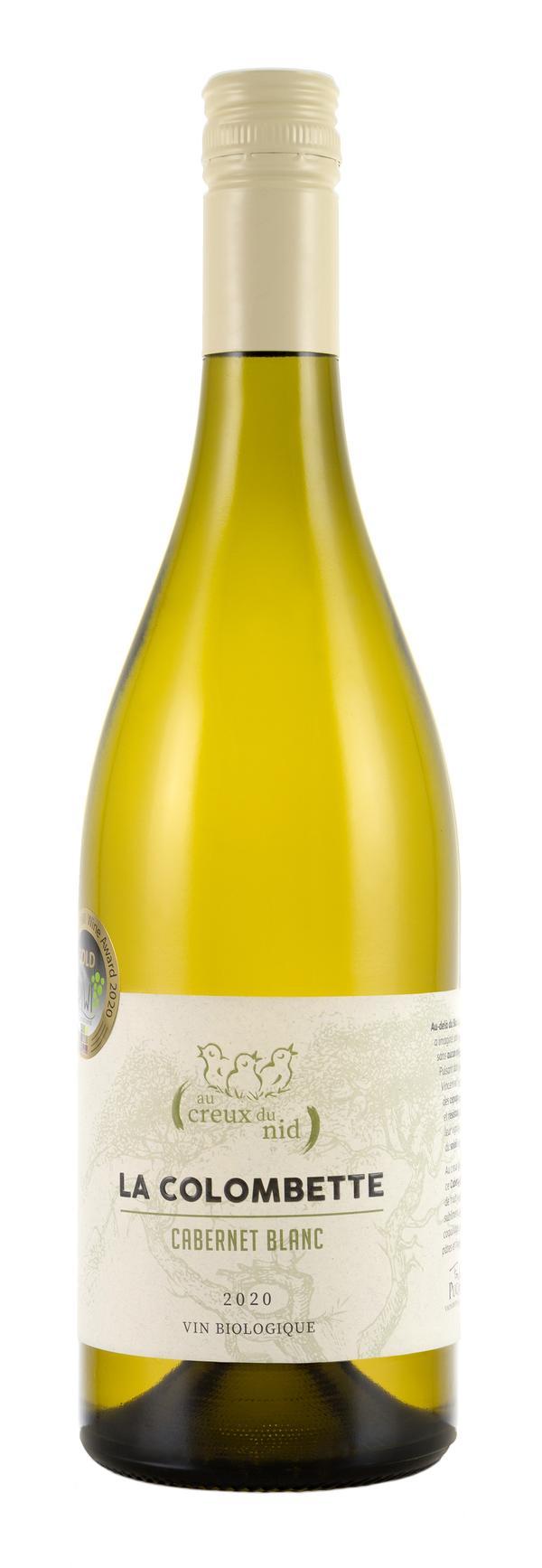 Vin blanc Super BIO - Au creux du Nid