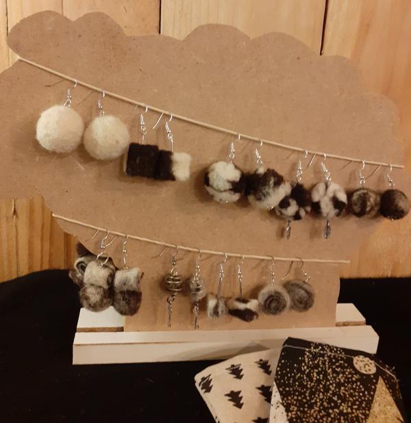 bijou en laine