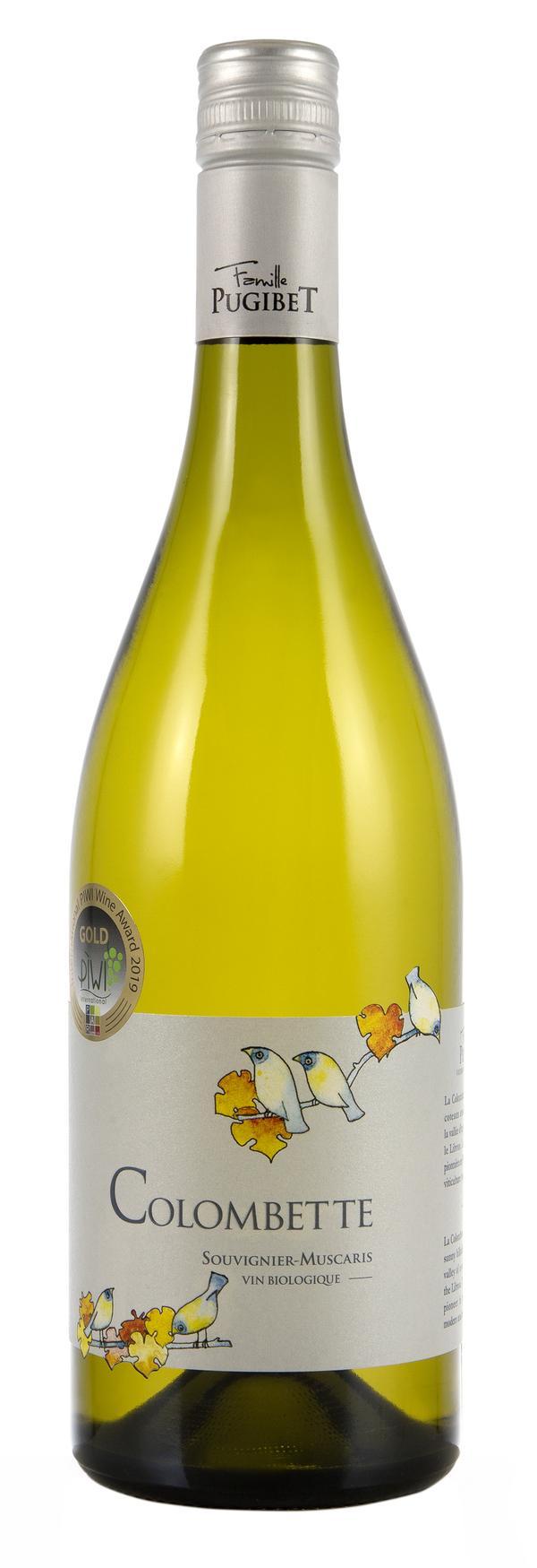 Vin blanc Super BIO - La Colombette