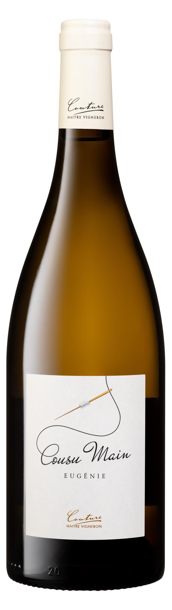 Cousu Main Eugénie, I.G.P. Côtes du Lot, Blanc sec
