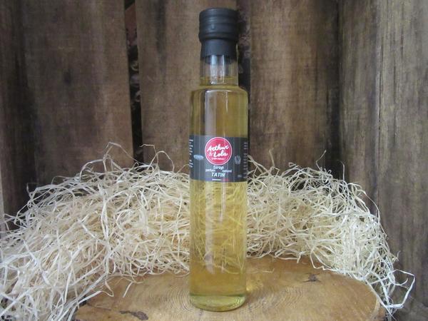 Sirop parfum naturel Tatin