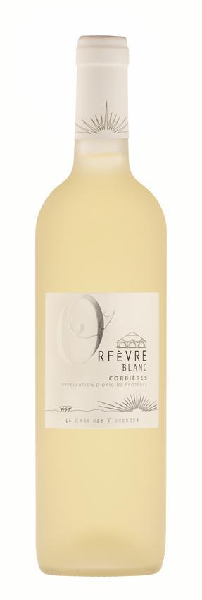 Orfèvre - AOP Corbières blanc 2019
