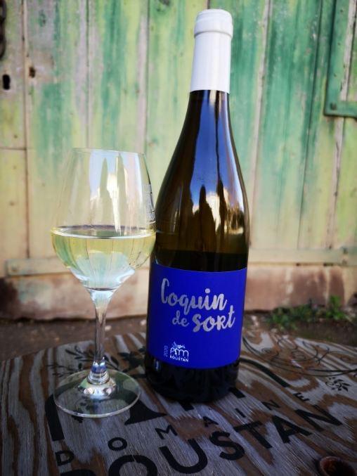 Le Coquin de sort - Vin Blanc AOP COTEAUX d'Aix - 75 cl